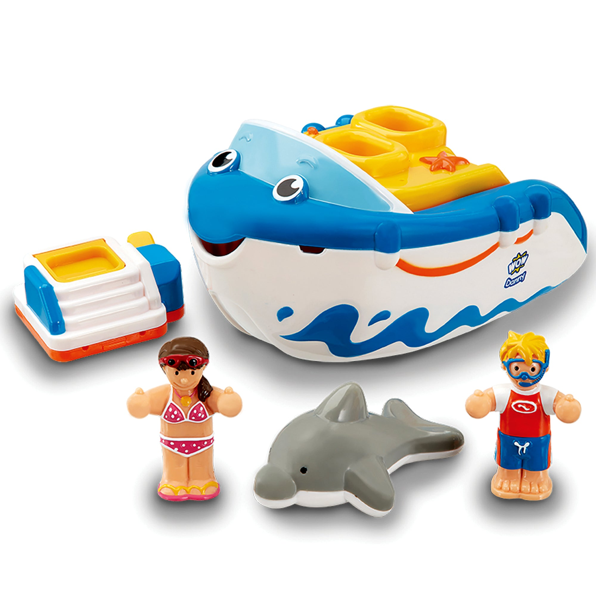 WOW Toys Danny's Diving Adventure (Bath Toy)