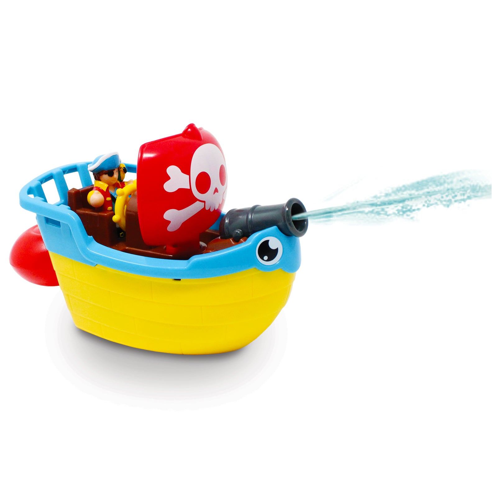 WOW Toys Pip the Pirate Ship (Bath Toy)