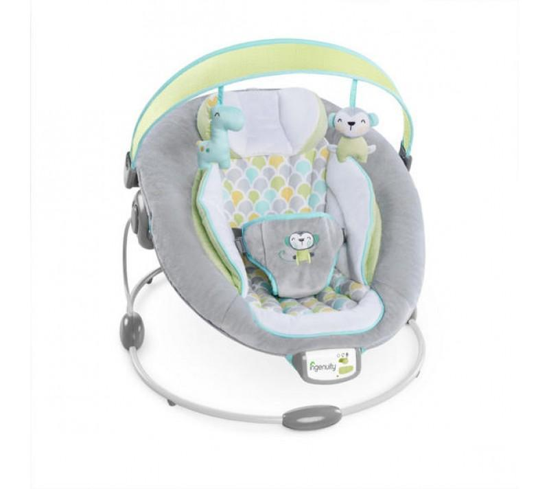 INGENUITY™ SOOTHE 'N DELIGHT BOUNCER™ - SAVVY SAFARI™_9