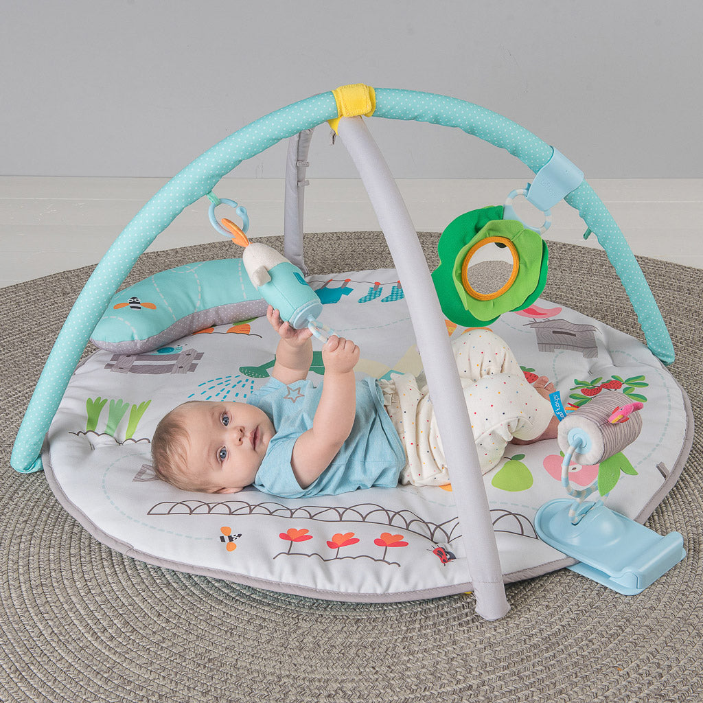 Taf Toys Garden Tummy-Time Gym