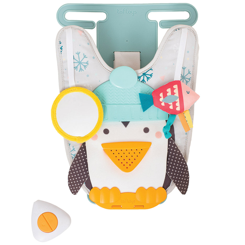 Taf Toys Penguin Play & Kick Car Toy