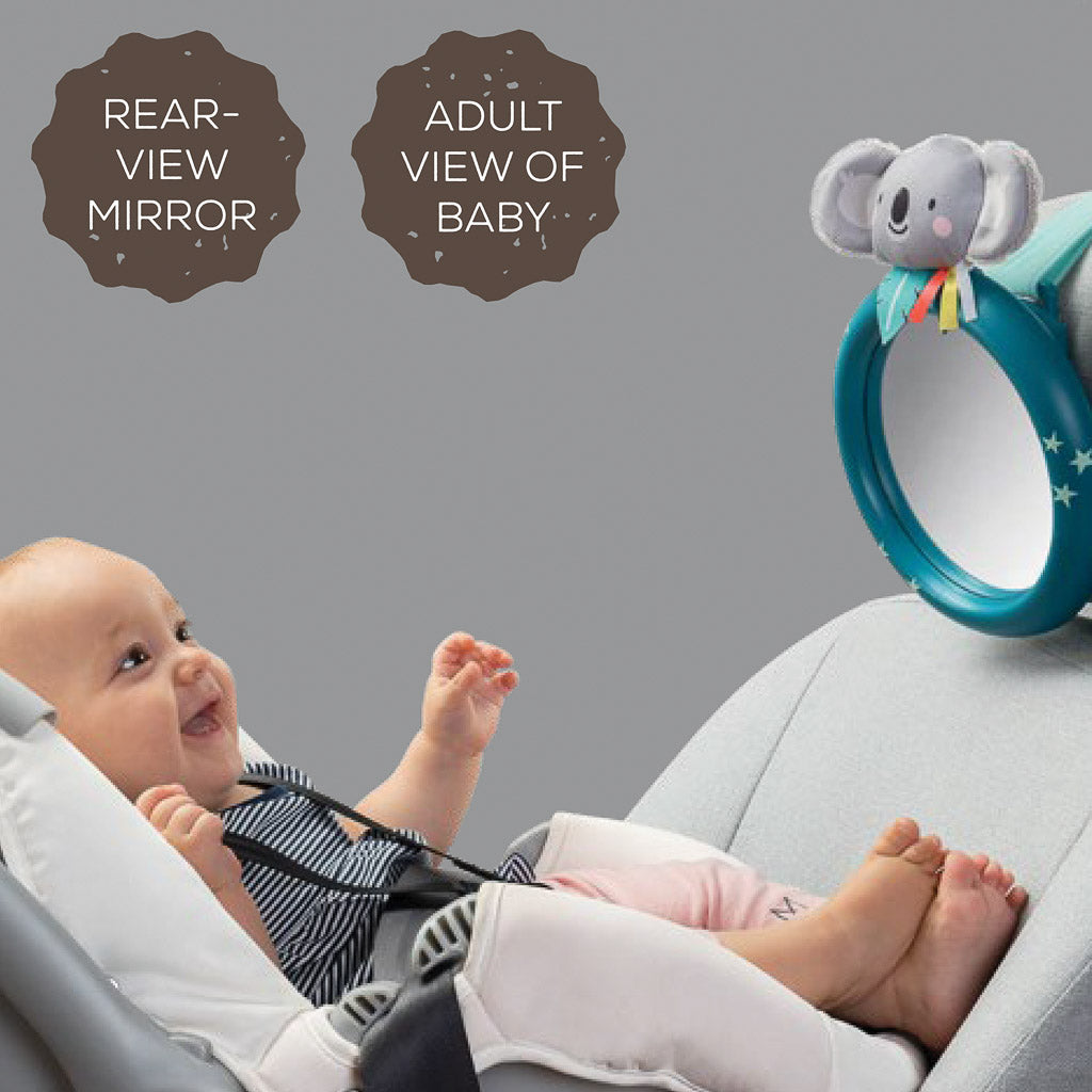 Taf Toys Koala Car Mirror