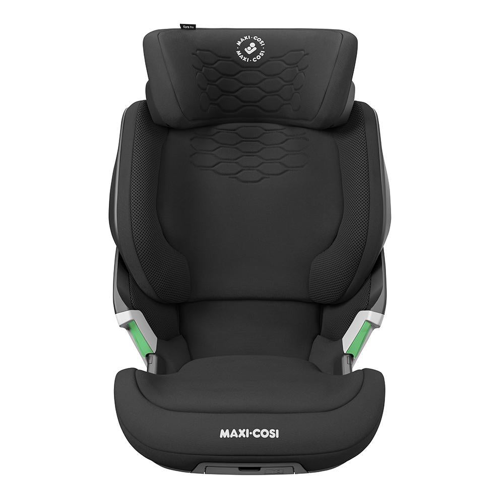 Maxi-Cosi KORE PRO i-SIZE Car Seat - Authentic Black (3.5y-12y) (15-36kg)