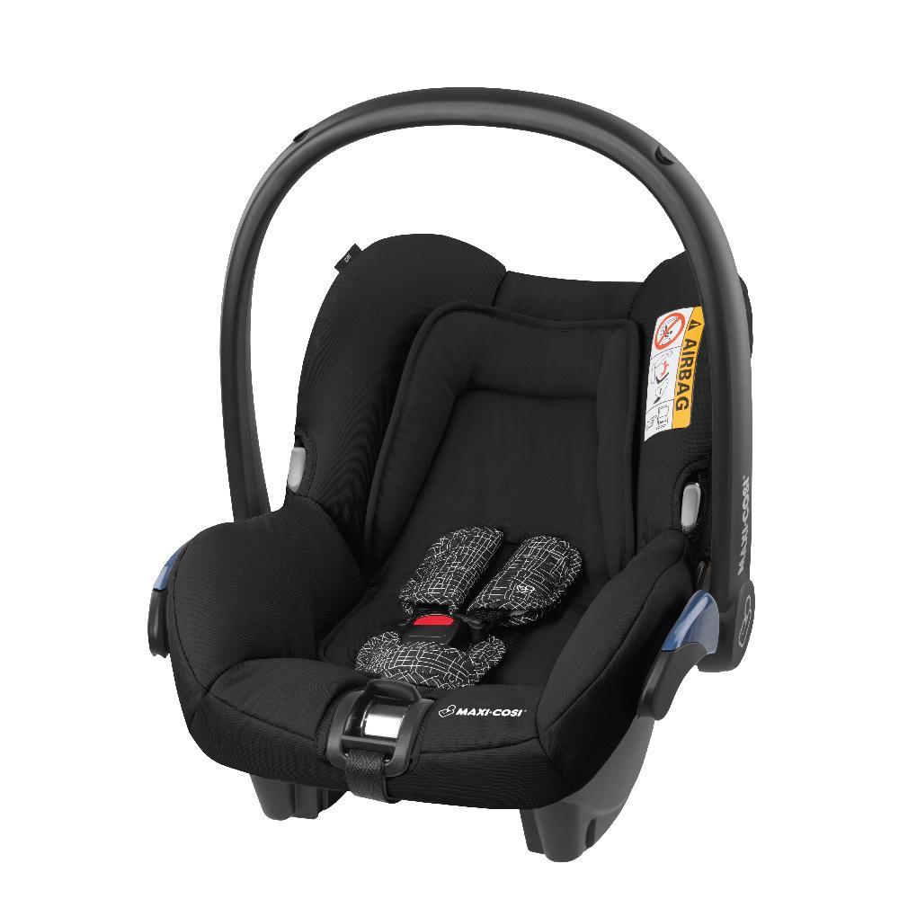 Maxi-Cosi CITI Infant Carrier - Black Grid (0m-12m) (0-13kg)