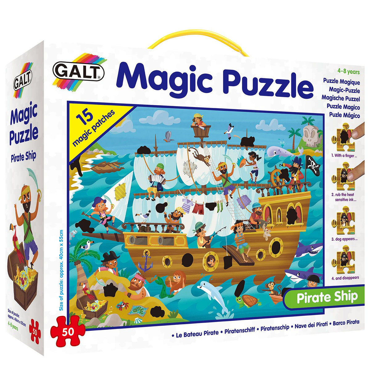 Magic Puzzles - Galt