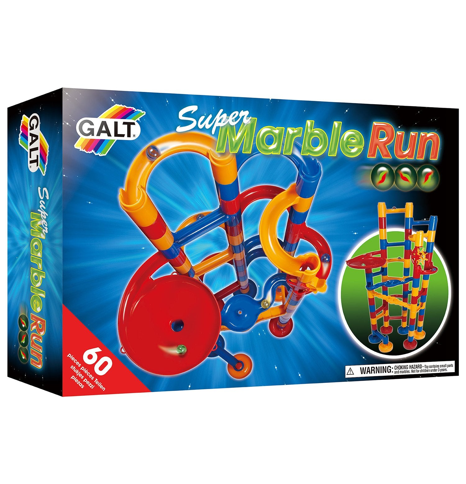 Super Marble Run - Galt