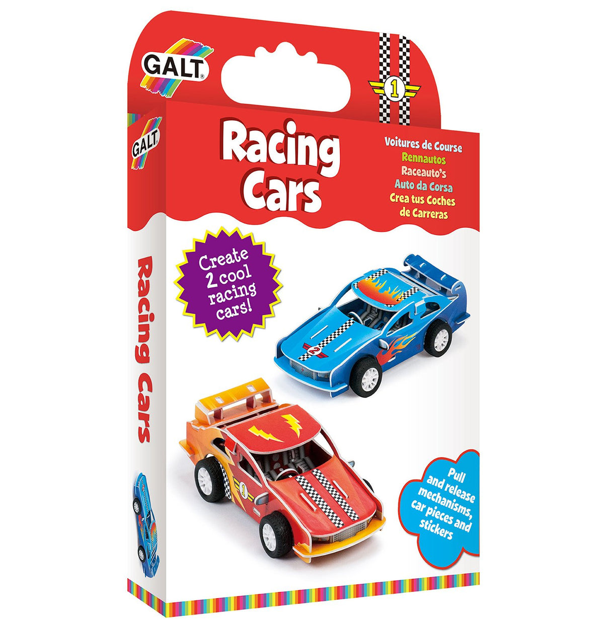 Racing Cars - Galt