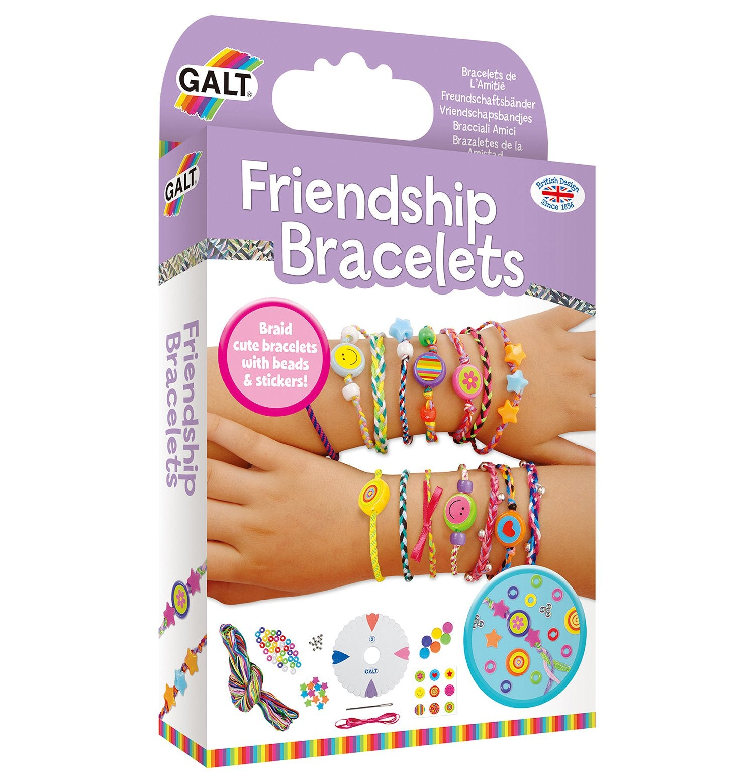 Friendship Bracelets - Galt