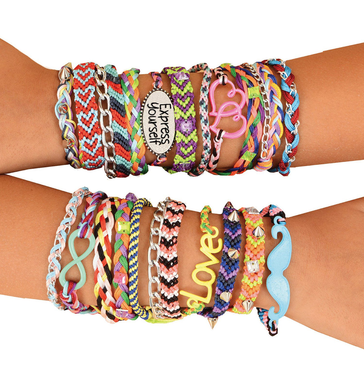 Mega Friendship Bracelets - Galt