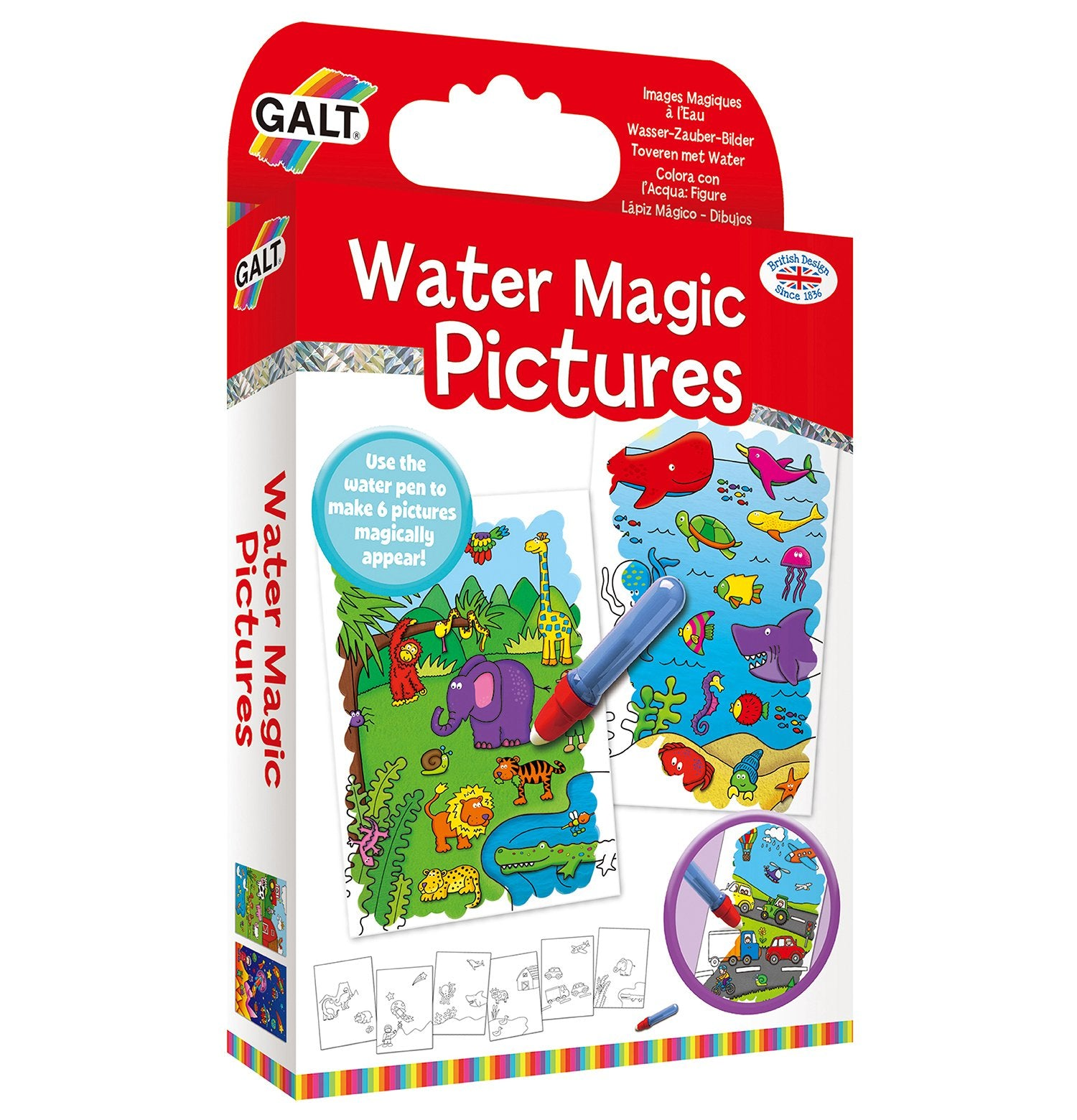 Water Magic Pictures - Galt