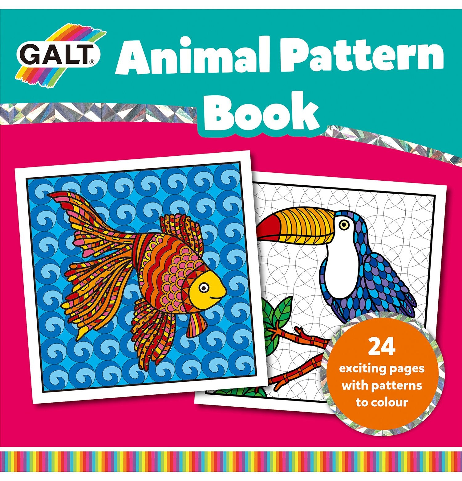 Animal Pattern Book - Galt