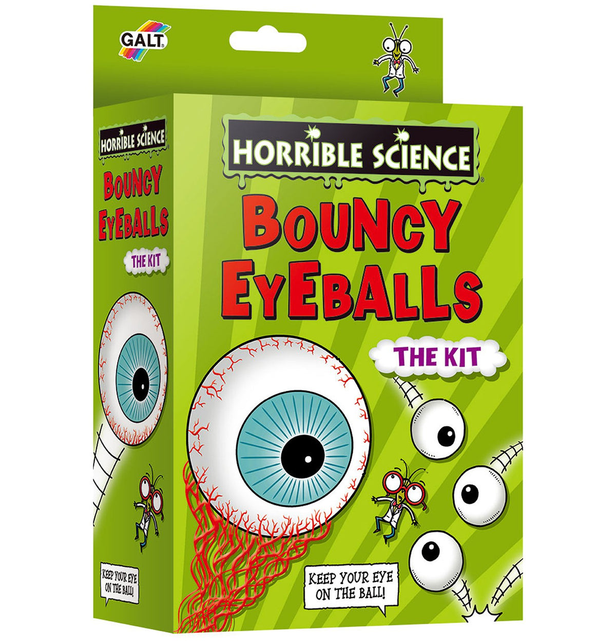 Bouncy Eyeballs - Galt