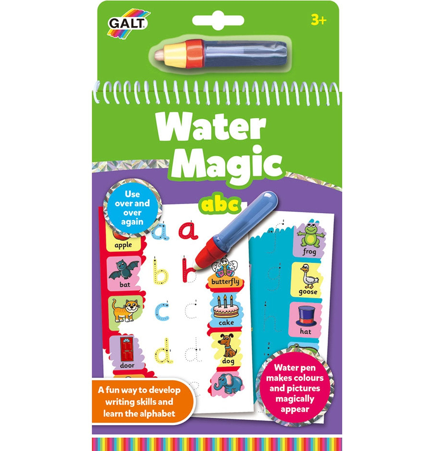 Water Magic - abc - Galt
