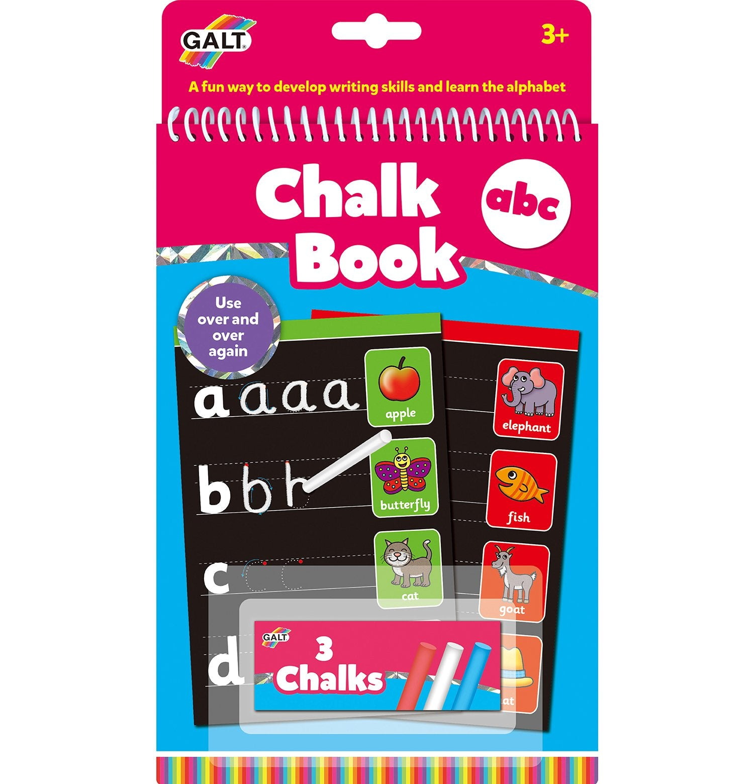 Chalk Book abc - Galt