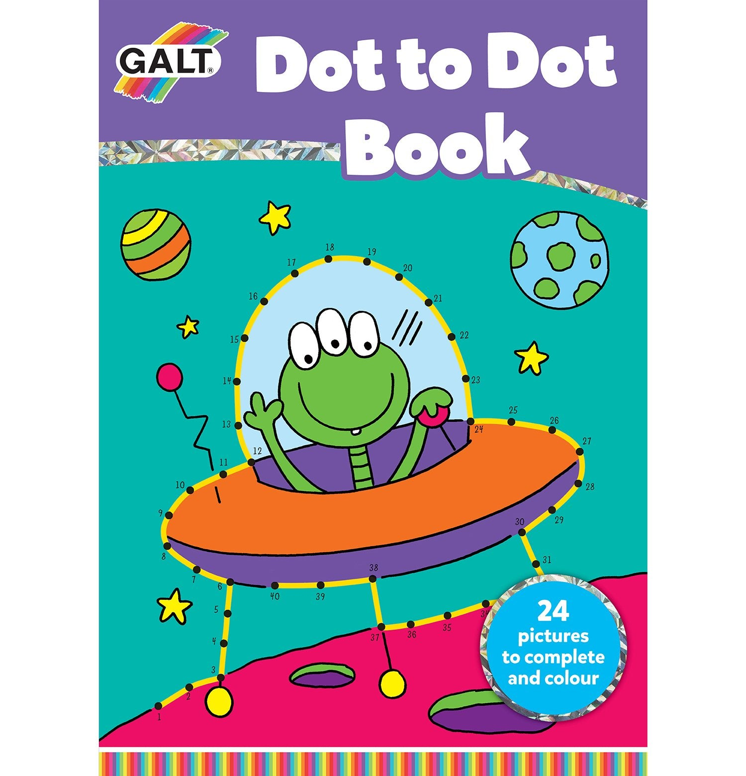 Dot to Dot Book - Galt