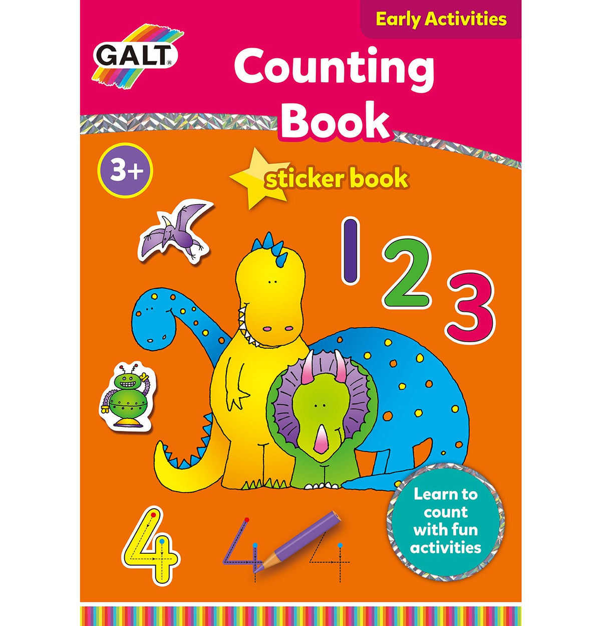 Home Learning Books - Early Activities - Galt