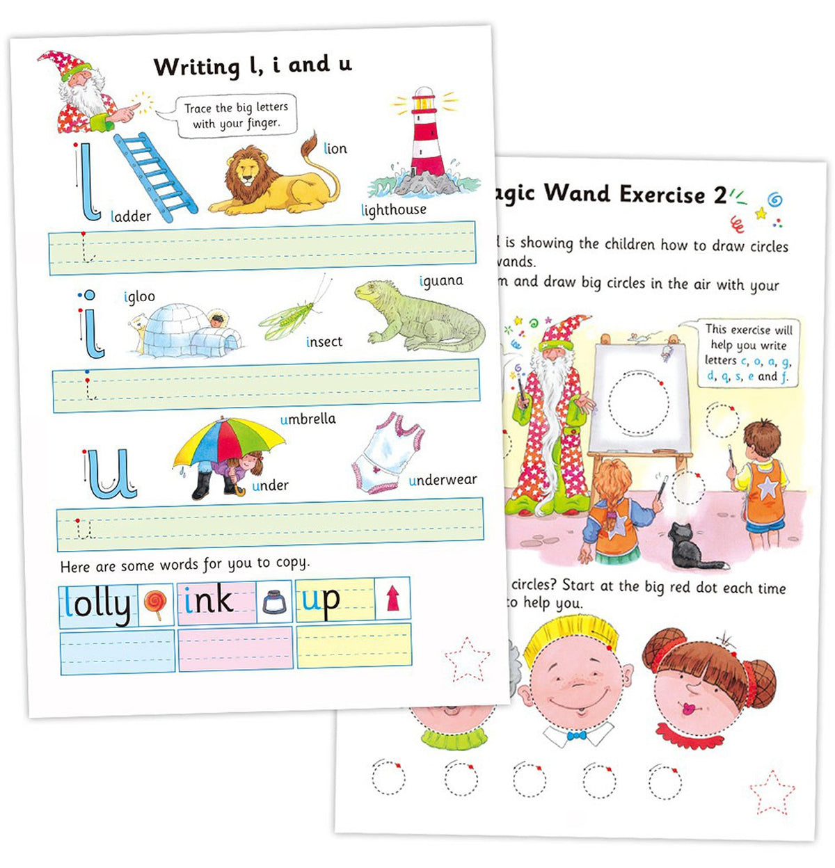 Home Learning Books - Play and Learn - Galt