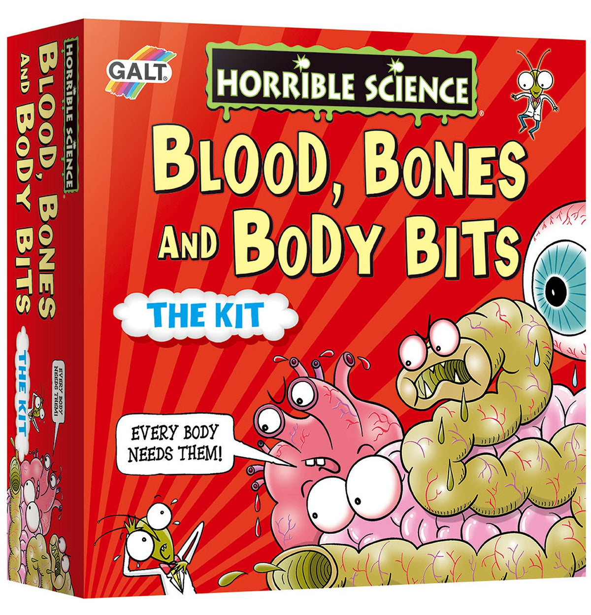 Blood, Bones and Body Bits - Galt