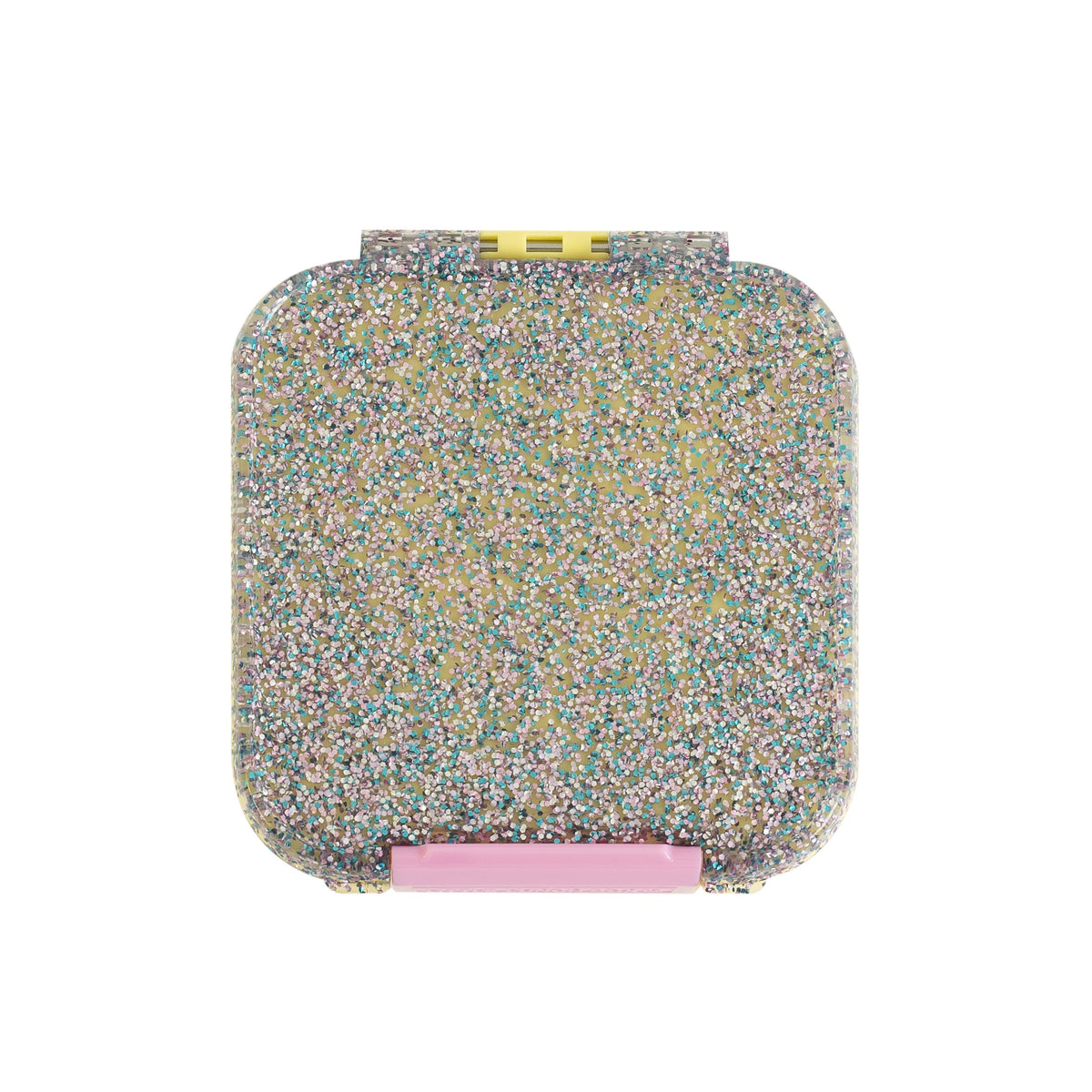 Little Lunch Box Co - Bento Five - Yellow Glitter