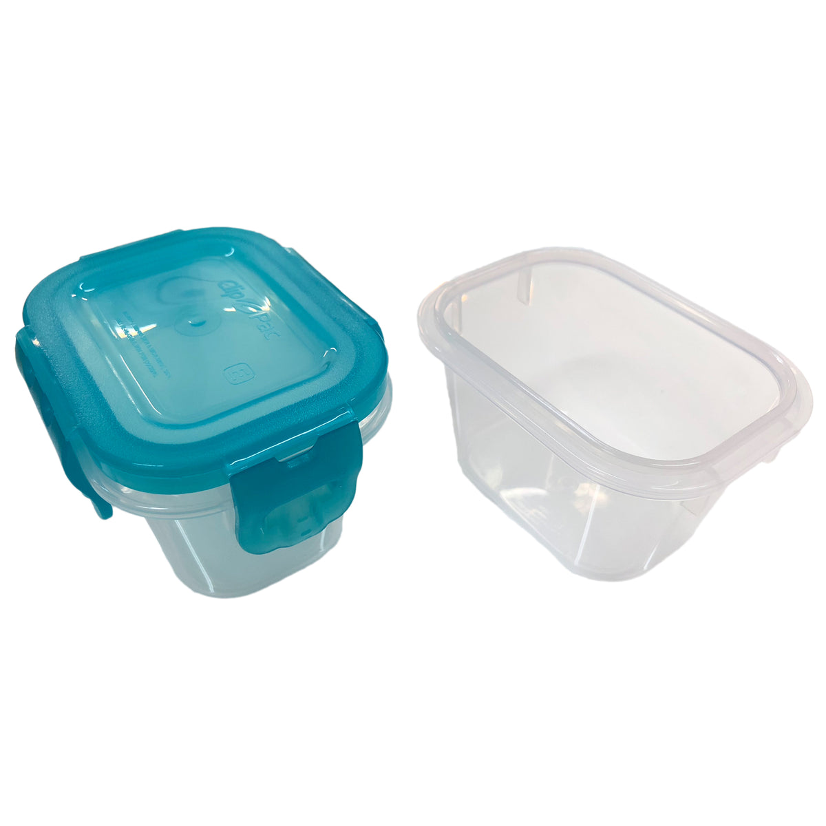Nanny Baby Food Container Set with Spoon