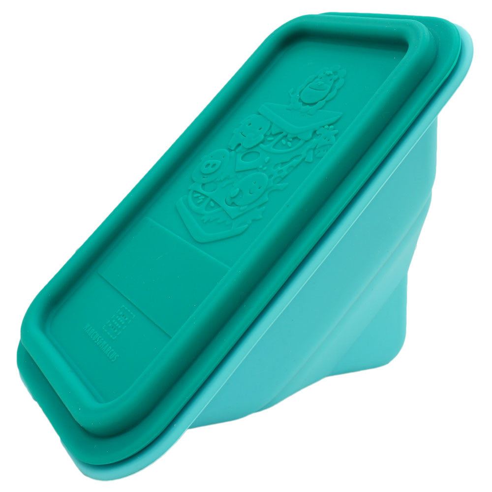 Marcus & Marcus Collapsible Sandwich Container - Elephant