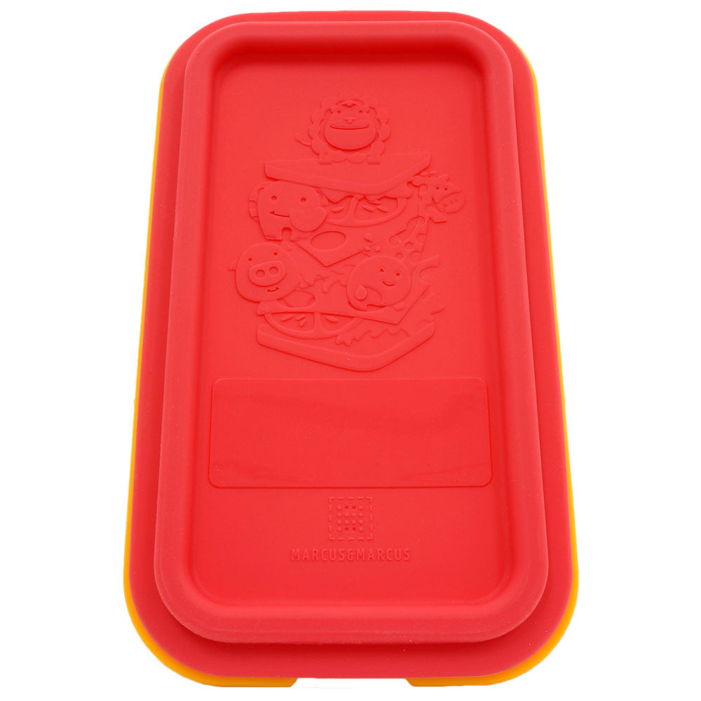 Marcus & Marcus Collapsible Sandwich Container - Lion
