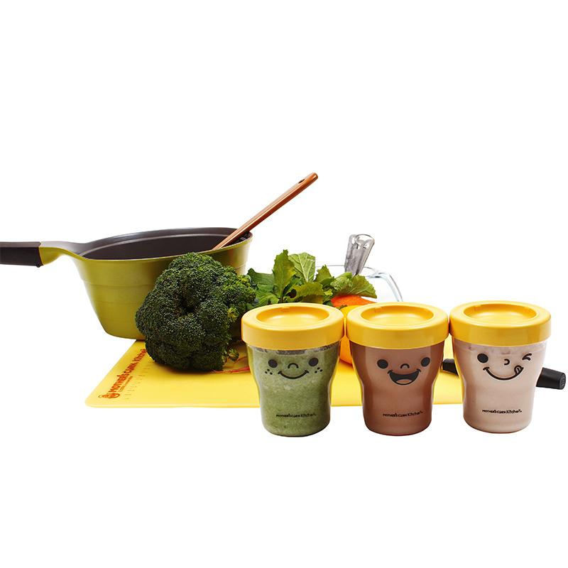 Mother's Corn Petit Smart Ecotainer Set