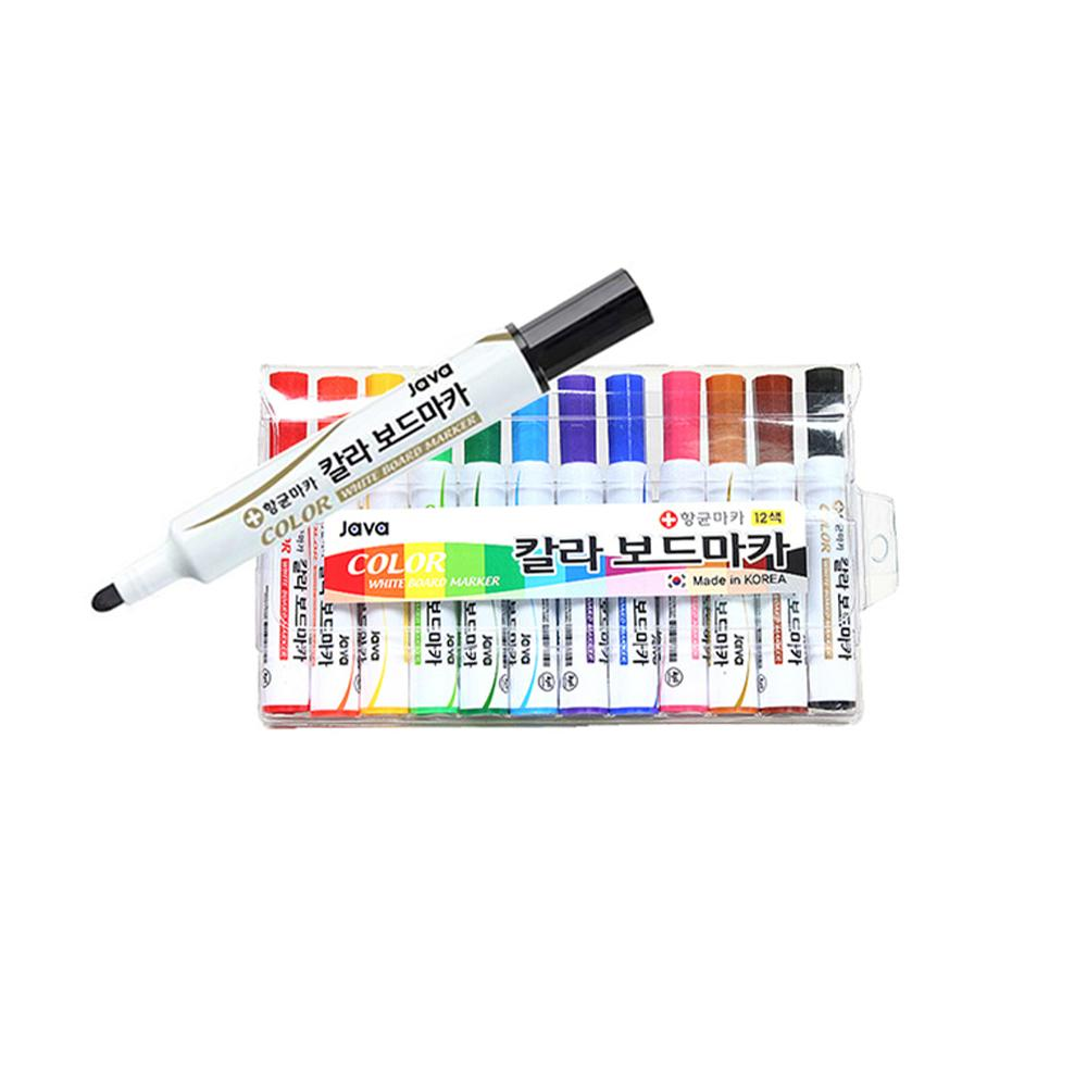 Noriterboard Whiteboard Markers - 12 Colors