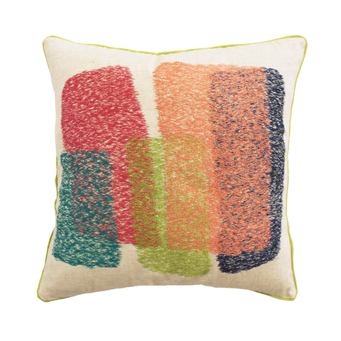 SUMMER RIVIERA CUSHION COVER