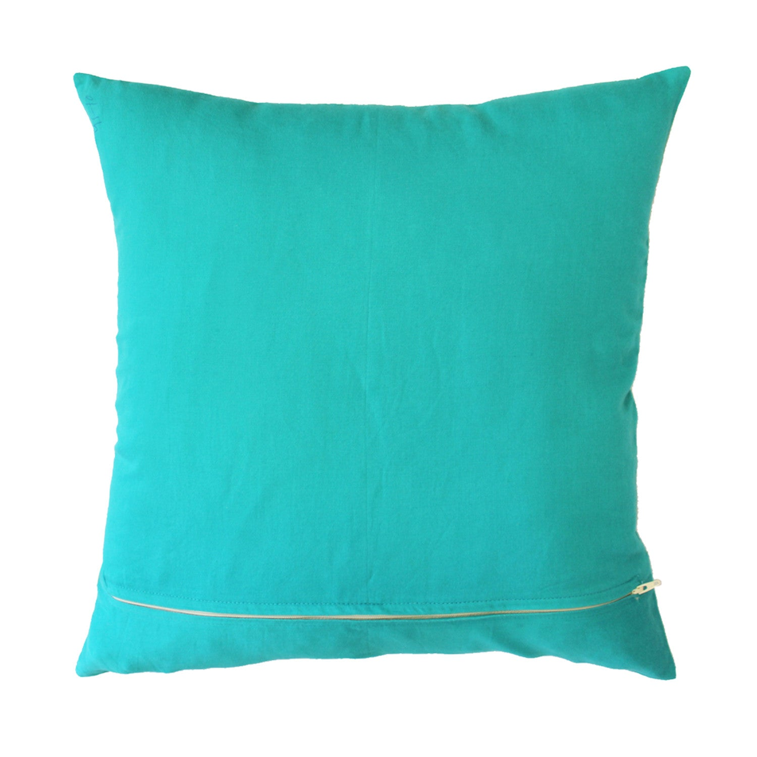DUSKY CITRON CUSHION COVER