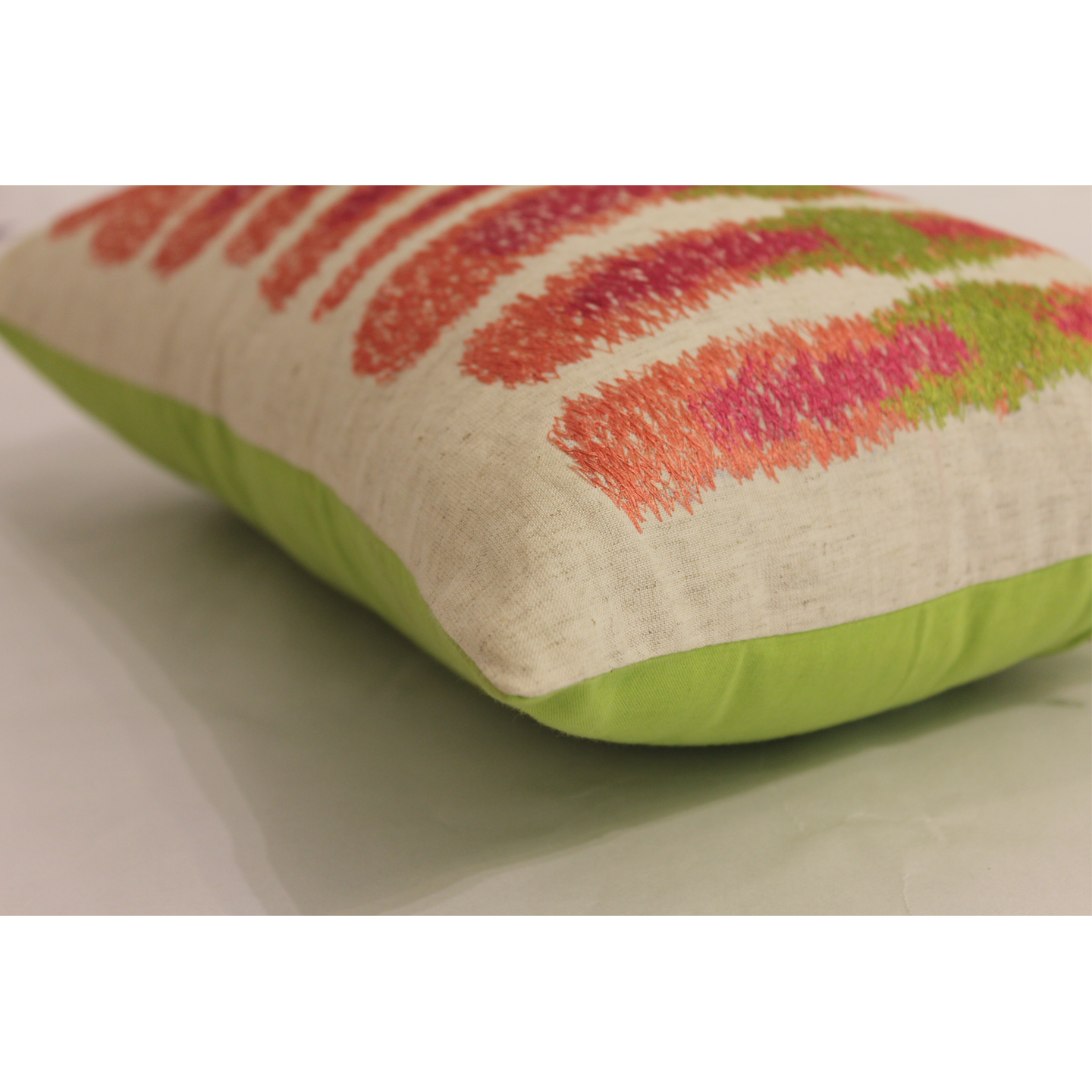 SUGAR CORAL CUSHION COVER