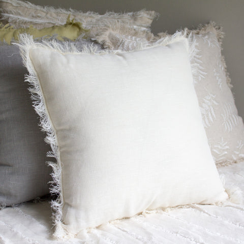 FROST BLUE CUSHION COVER