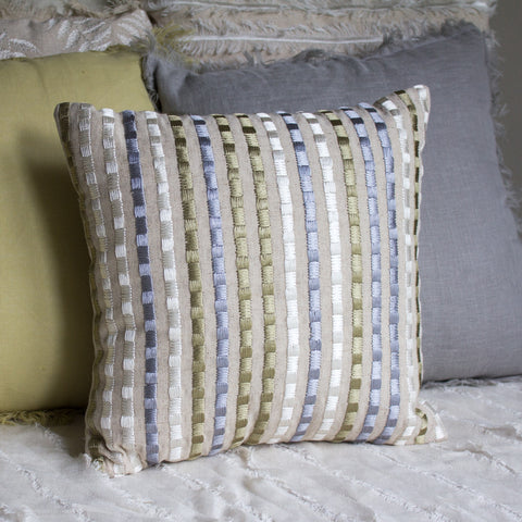 FROST GREEN CUSHION COVER