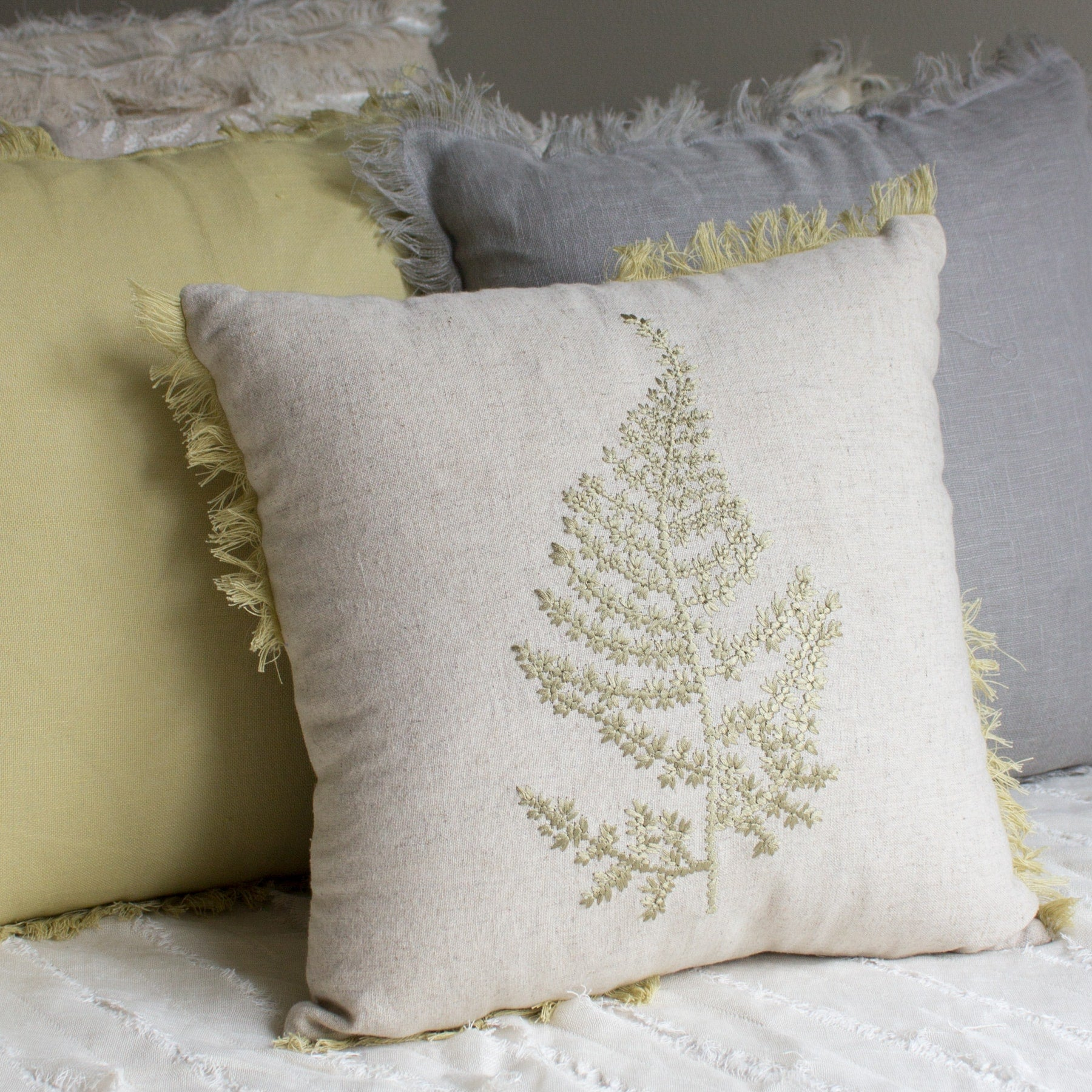THE MIST CUSHION COVER
