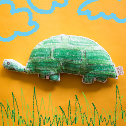 TORTOISE SHAPED CUSHION
