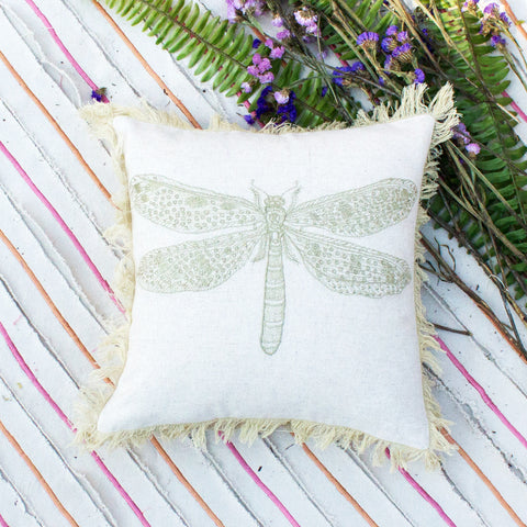 FLORA CUSHION COVER