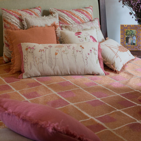 FAIZA BED COVER