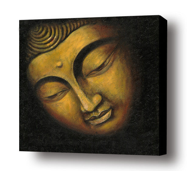 Enlightened Buddha stretched canvas Arts prints 3