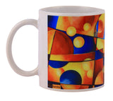 Spheres mugs arts prints
