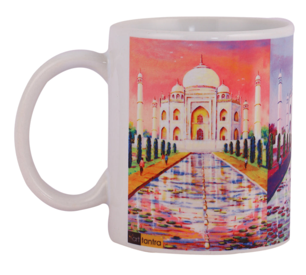 Taj Mahal mugs arts prints