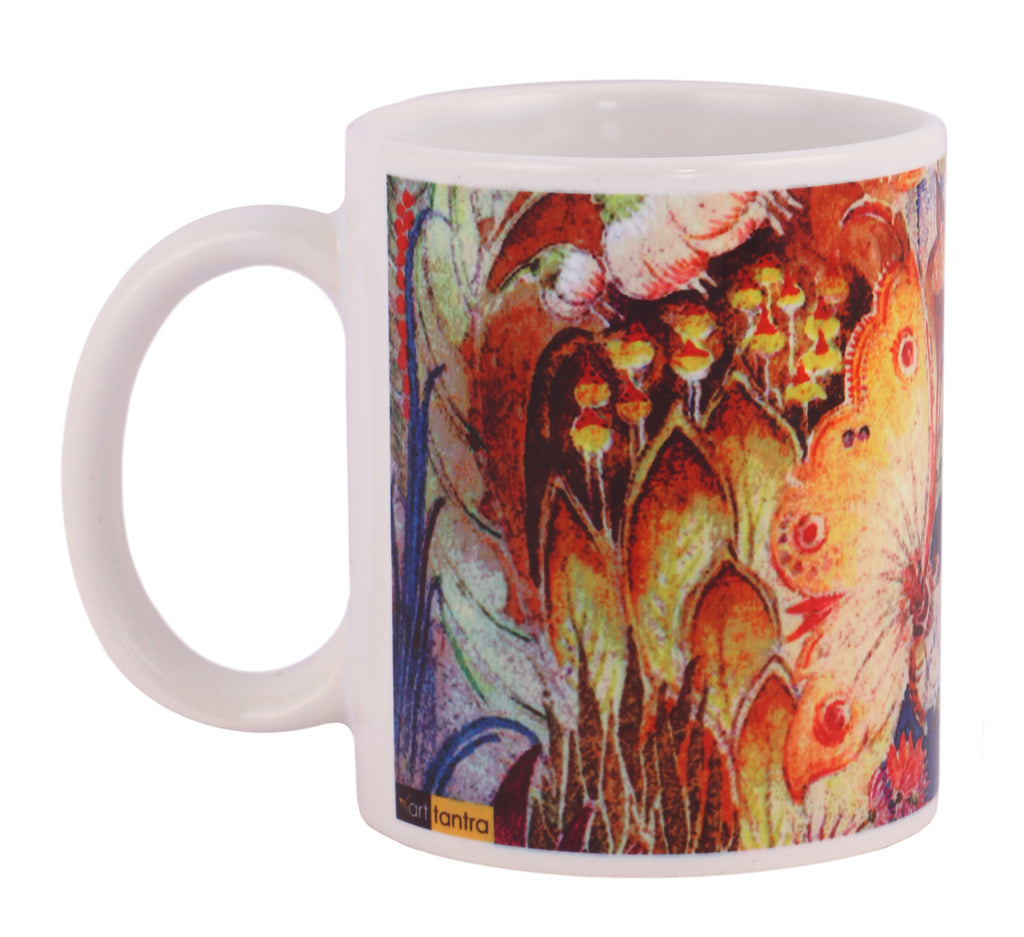 Butterfly mugs arts prints