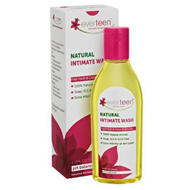 Everteen Intimate Wash