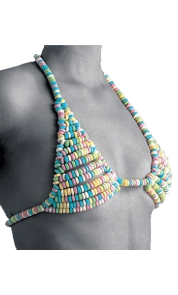 Lovers' Candy Bra