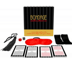 Bondage Seductions Adult Game Set