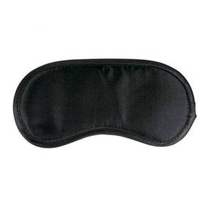 Satin Blindfold - Black