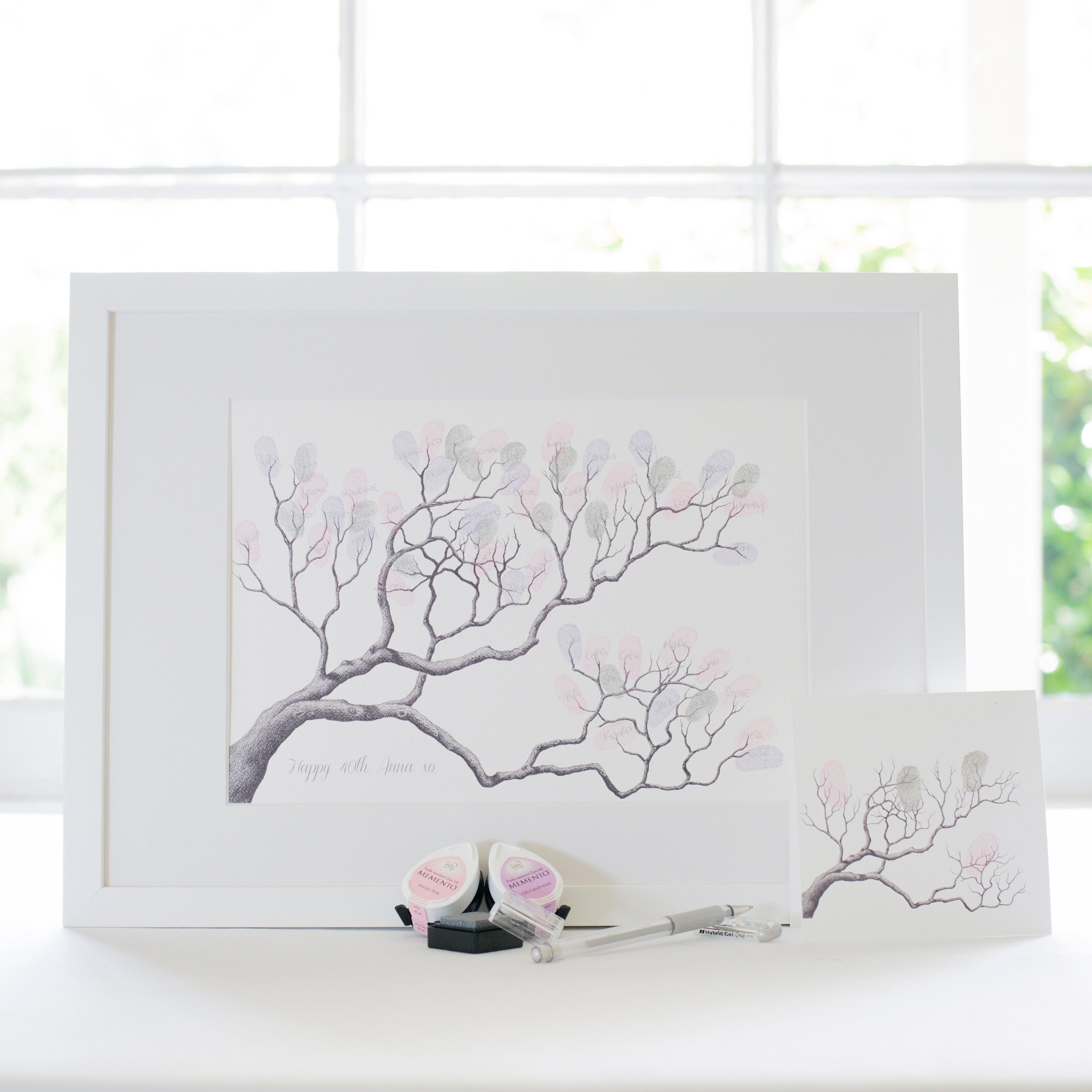 Cherry Blossom guestbook