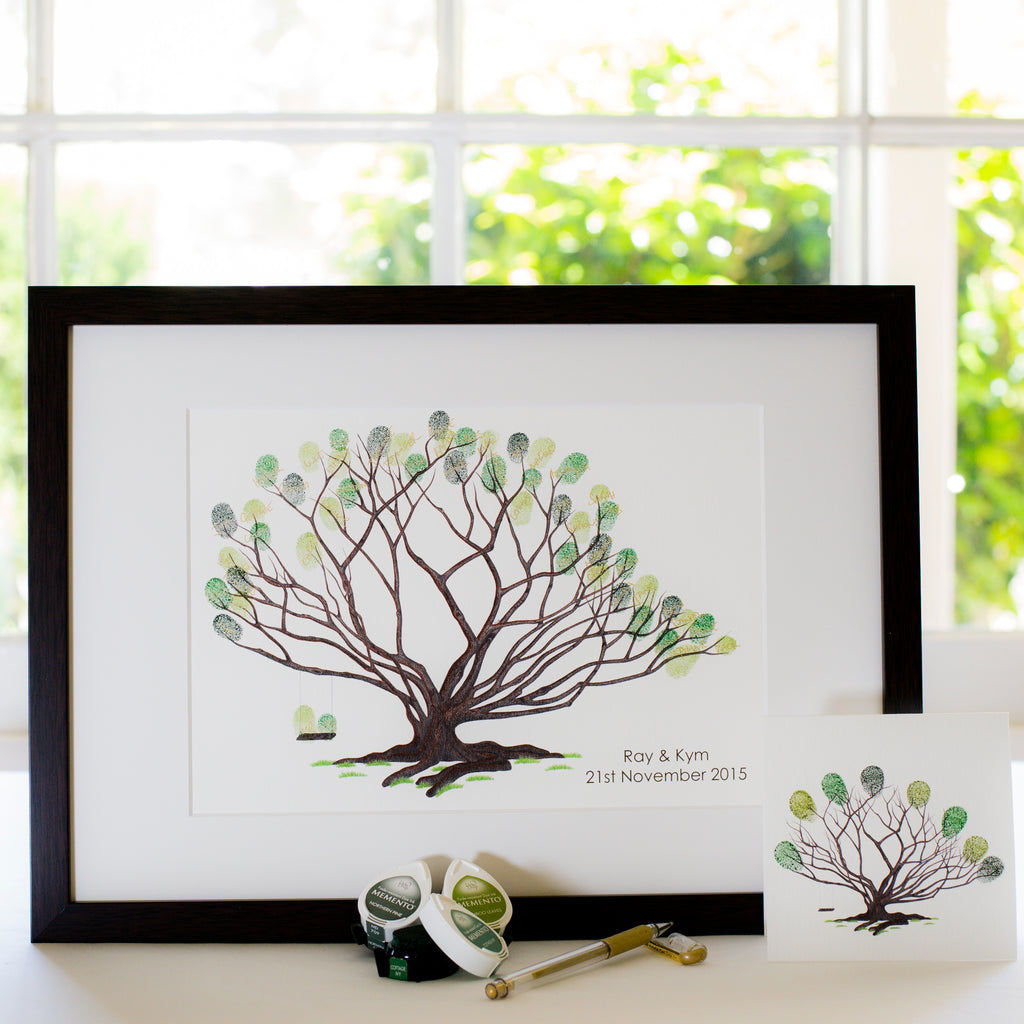 Fig tree guestbook