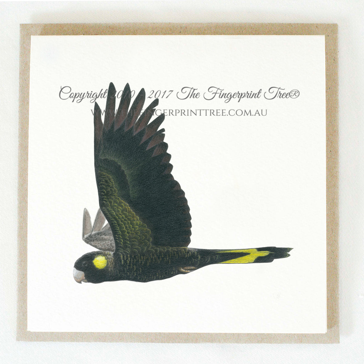 Black Cockatoo x 5 gift cards