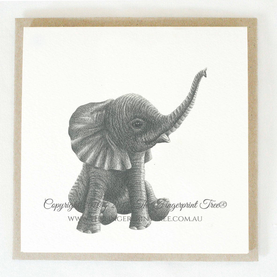 Baby Elephant 5 x gift cards