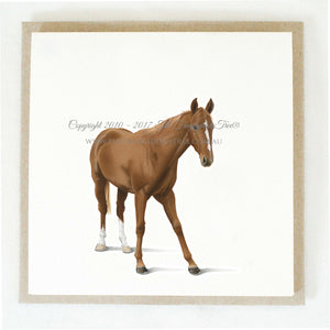 Horse (brown)